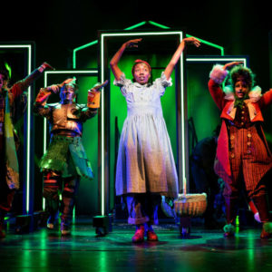The Wizard of Oz photo by Graeme Braidwood