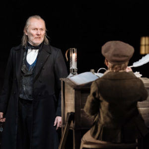 A Christmas Carol at The RSC Photo by Manuel Harlan c RSC