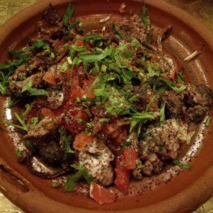Lamb Kofta with Spiced Tahina
