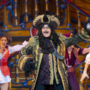 Peter Pan at Birmingham Hippodrome