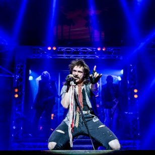Rock Of Ages Production Photos by ©The Other Richard