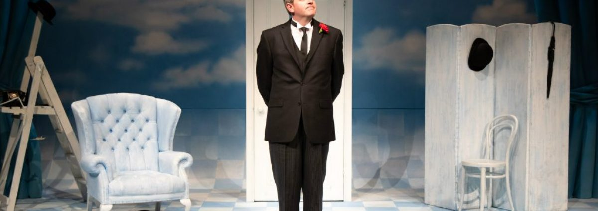 The Life I Lead - Miles Jupp - photo by Piers Foley