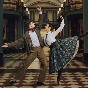 Birmingham Royal Ballet Hobson's Choice