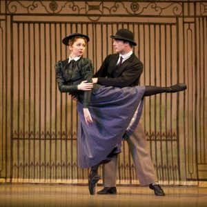 Review: Hobson's Choice at Birmingham Hippodrome with Birmingham Royal Ballet