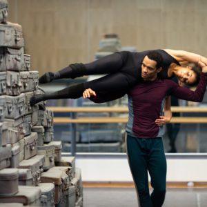 Birmingham Royal Ballet Sense of Time
