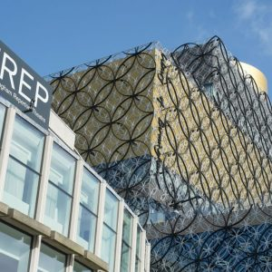 Birmingham Rep and the Library of Birmingham