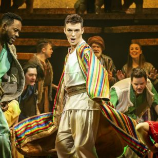 Jaymi Hensley (Joseph) photo by Pamela Raith Photography
