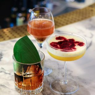 Fumo Cocktails at Selfridges Birmingham