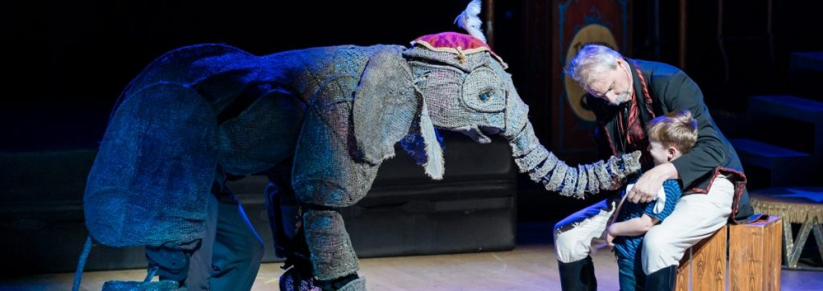 Circus 1903 at Southbank Centre's Royal Festival Hall December 2018 Photo by Manuel Harlan