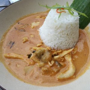 Red Green Curry