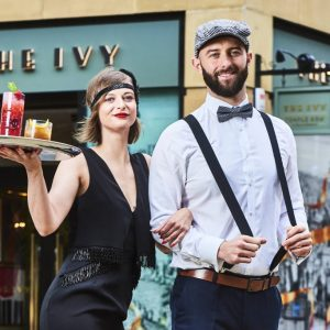 Peaky Blinders Cocktails at The Ivy Temple Row