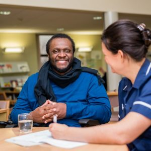 Birmingham St Mary's is taking part in Hospice Care Week, with an aim to inform more people about its vital care and support photo by Aaron Scott Richards