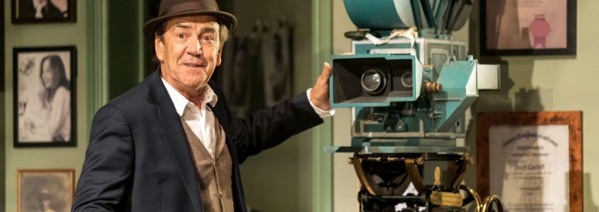 Robert Lindsay as Jack Cardiff in Prism photo by Manuel Harlan